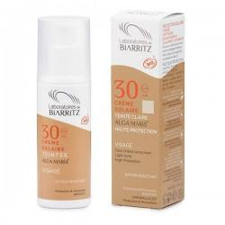 CREME SOLAIRE TEINTEE CLAIRE SPF30 50ML