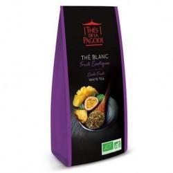 THE BLANC FRUITS EXOTIQUES BIO 110G