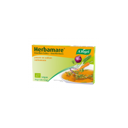 HERBAMARE CUBES S/SEL 76G
