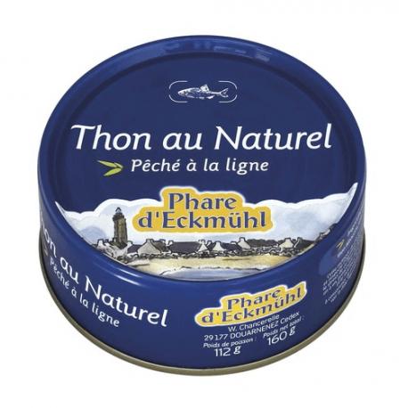 THON ALBACORE NATUREL160G
