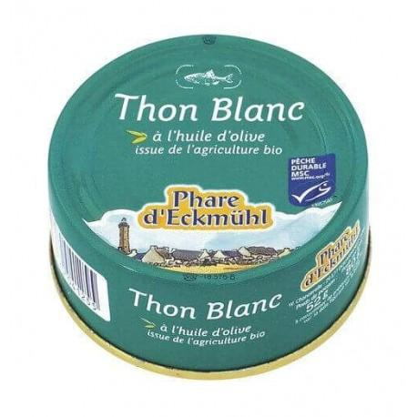 THON BLANC GERMON A L HUILE D OLIVE 52G