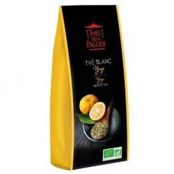THE BLANC YUZU VRAC 100G