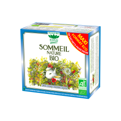 SOMMEIL NATURE FORMAT ECO 50 SACHETS 80G