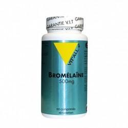BROMELAINE 500MG 60GELS
