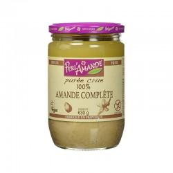 PUREE AMANDE BLANCHIE 630G