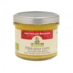 PATE POUR CURRY 105G