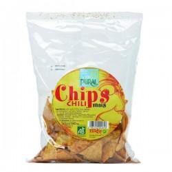 CHIPS MAIS CHILI 125G