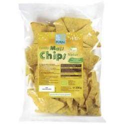 CHIPS MAIS NATURE FAMILY 200G