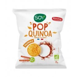 POP QUINOA PAPRIKA 70G