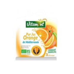 JUS ORANGE FONTAINE 3L
