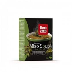 SOUPE MISO INSTANTANEE 4X10G