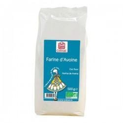 FARINE D'AVOINE 500 GR