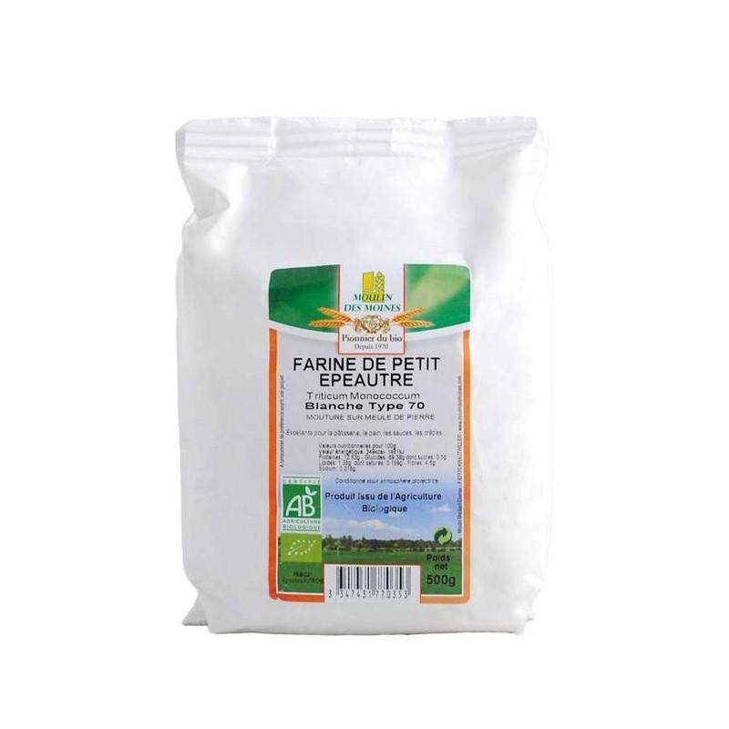 FARINE PETIT EPEAUTRE BLC T70 500 GR
