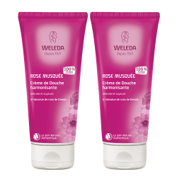 DUO CREMES DOUCHE ROSE