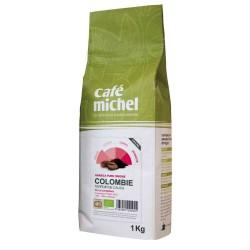 CAFE COLOMBIE GRAINS 1KG
