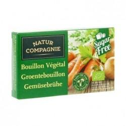 BOUILLON CUBE VEGETAL 84G