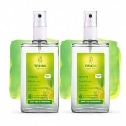 DUO DEODORANT CITRUS 2x100ML