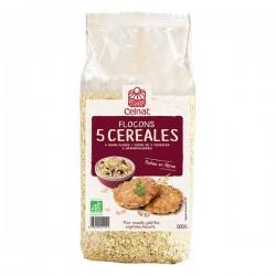 FLOCONS 5 CEREALES 500 G