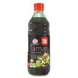 TAMARI 50% LESS SALT 500ML