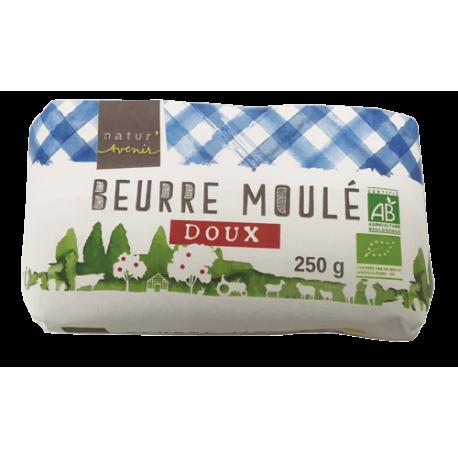 BEURRE MOULE DOUX 250G CC