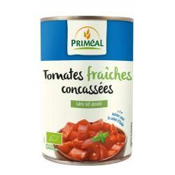 TOMATE FRAICHES CONCASSEES 400G