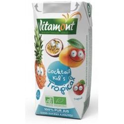 COCKTAIL KID'S TROPICAL TETRA 20CL