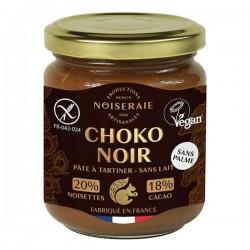 PATE A TARTINER CHOCO NOIR SANS LAIT 300G