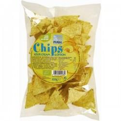CHIPS MAIS SOUR CREAM ONION 125G