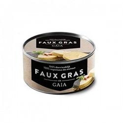 FAUX GRAS 125G | GAIA - PATES VEGETAUX
