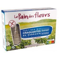 PAIN DES FLEURS SARRASIN SANS SEL 300G
