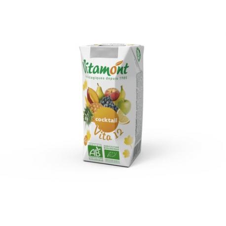 TETRA JUS VITA 12 FRUITS 20CL