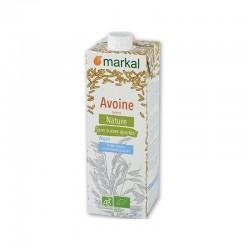 BOISSON AVOINE NATURE 1L | MARKAL - BOISSONS VEGETALES