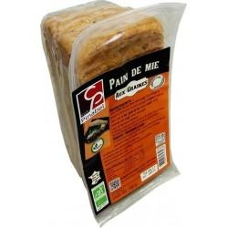PAIN MIE COMPLET GRAINES 350G | PINABEL - PAINS