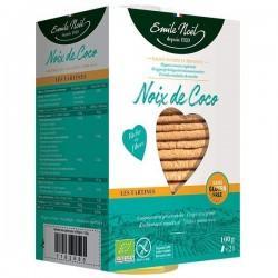 TARTINES SANS GLUTEN NOIX DE COCO 100G | EMILE NOEL - BISCOTTES