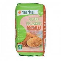 SUCRE CANNE COMPLET 750 G | MARKAL - SUCRES