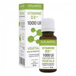 VITAMINE D3 ++1000UI VEGETALE 20ML