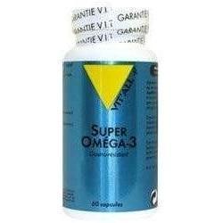 SUPER OMEGA 3 100MG GASTRO RES | VITALL + - CARDIO VASCULAIRE