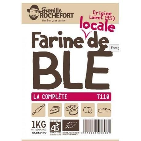 FARINE MEULE BLE T110 1KG