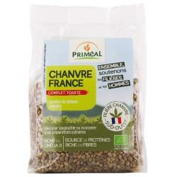 GRAINES DE CHANVRE TOASTEES 100% FRANCE 200G
