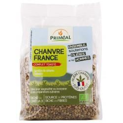 GRAINES DE CHANVRE TOASTEES 100% FRANCE 200G
