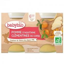 POMME CLEMENTINES 2X130G