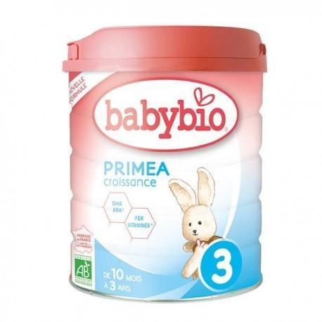 Babybio Примеа №3 DHA Хүүхдий сүү