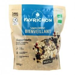 MUESLI SUPERFRUITS 500G