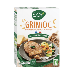 GRINIOC SARRASIN COMTE 2X100G