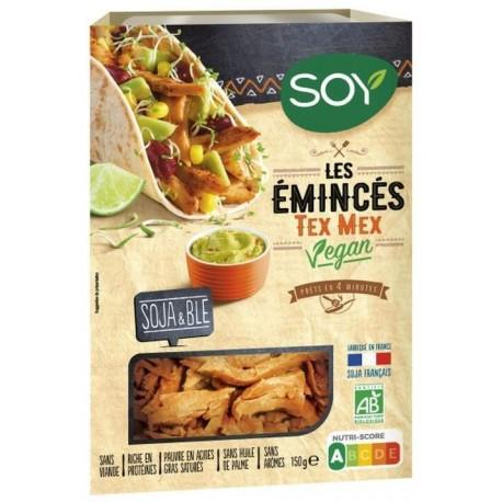 EMINCES TEX MEX VEGAN 150G