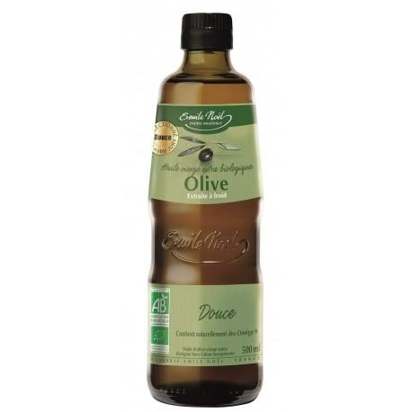 HUILE D'OLIVE VIERGE EXTRA BIO 50CL