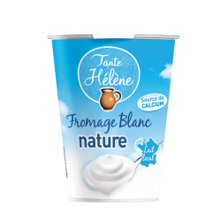 FROMAGE BLANC NATURE 3,5% MG/POIDS TOTAL