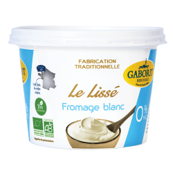 FROMAGE BLANC LISSE 0% MG 500G