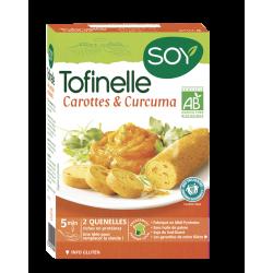 TOFINELLE AU TOFOU CAROTTE CURCUMA 200G