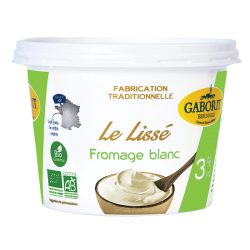 FROMAGE BLANC LISSE 3% MG 500G